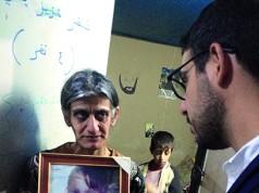 Riksdagsledamoten Robert Hannah Folkpartiet i Syrien