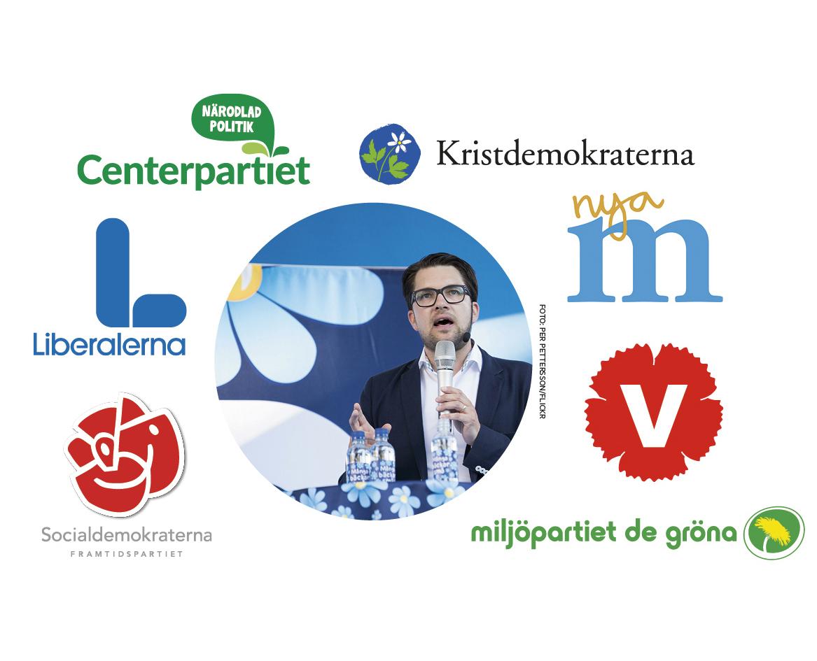 Nytt politiskt parti bildat