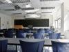 Ett tomt klassrum, foto. iStock